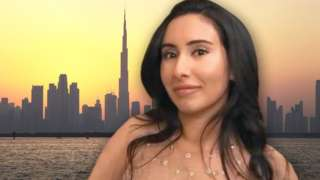 Princess Latifa bint Mohammed Al Maktoum
