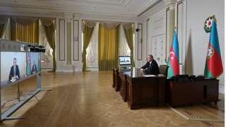 Ceyhun Bayramov, İlham Əliyev