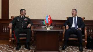 Zakir Həsənov və Hulusi Akar
