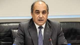Cyprus's parliamentary speaker Demetris Syllouris