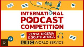 BBC Podcaster competition