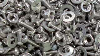 Nuts and bolts. File photo
