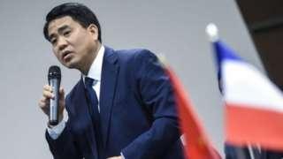 """Cựu Chủ tịch Hà Nội bị cáo buộc """"cản trở, gây khó khăn cho hoạt động điều tra""""."""