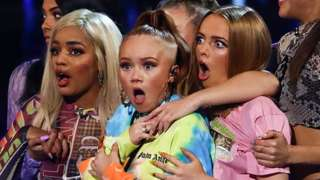 X Factor: The Band winners Real Like You
