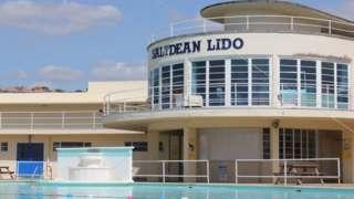 Saltdean Lido, Brighton