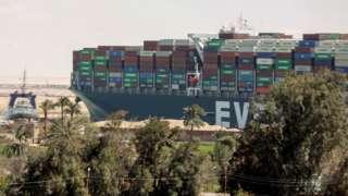 Судно Ever Given залишить Суецький канал. Власники узгодили компенсацію