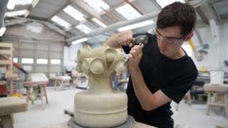 Apprentice stonemason