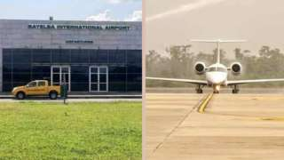 """Bayelsa airport"""