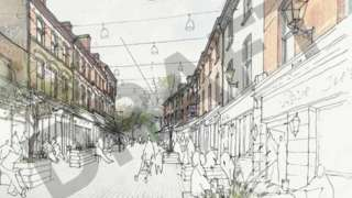 waterloo street design drawing