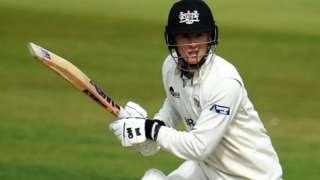 Miles Hammond has made 387 plus runs and has not hit a half-century since June