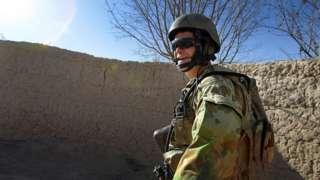 Umusirikare wa Australia muri Afghanistani