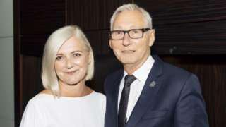 Alan and Linda Stewart