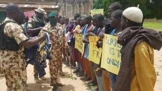 Awọn ikọ Boko Haram to ronupiwada atawọn ologun