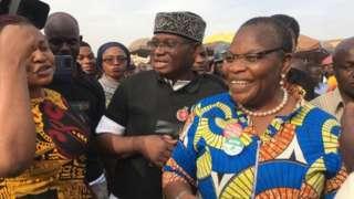 Oby Ezekwesili n'ahịa