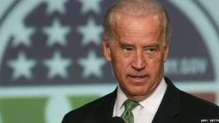 Joe Biden - file image