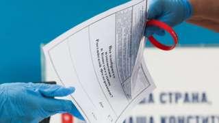Голосование по поправкам в Конституцию продолжалось неделю