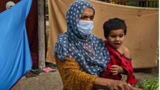 Nuuriyaa, ganna 35, lola baqattee Kunduz, Afgaanistaan keessaa baqatte