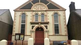 Silo chapel