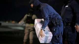 ضبط مخدرات في كوستاريكا