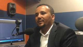 Jawar Mohammad