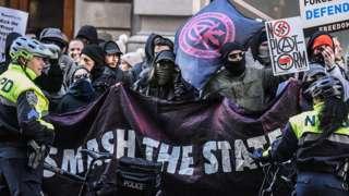 протест у њујорку