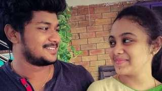 Pranay and Amrutha
