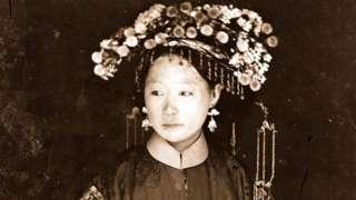 A Manchu Bride, Beijing 1871–72