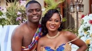 Dr Samuel Nana Nimo marry Naa Dromo