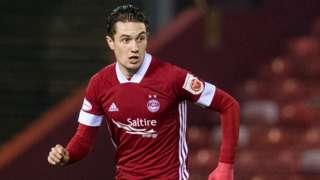 Aberdeen forward Scott Wright