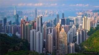 香港的夏天以濕熱著稱。