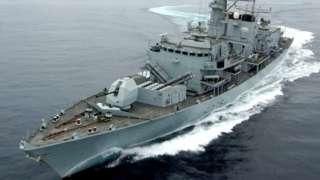 एचएमएस मोन्ट्रोस नामक ब्रिटिश पानीजहाज