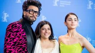 বার্লিন চলচ্চিত্র উৎসবে 'গালি বয়ে'র পরিচালক ও প্রধান শিল্পীরা