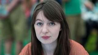 Sally Rooney (file photo)