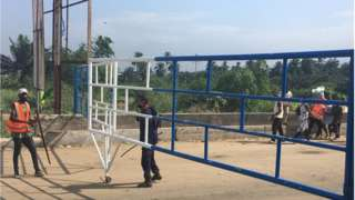 Port Harcourt Lockdown
