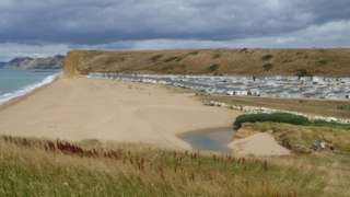 Freshwater Holiday Park near Bridport