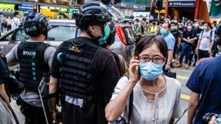 protests, Hong Kong