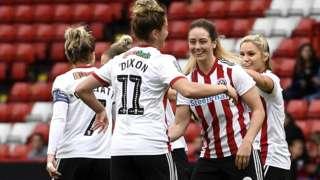 Sheffield United women