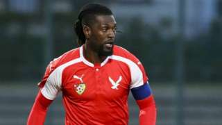 Togo striker Emmanuel Adebayor