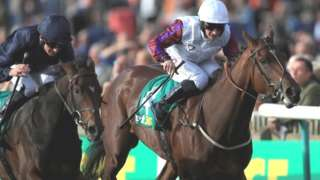 September is beaten by Laurens at Newmarket