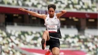 높이뛰기에 출전한 라소울리는 4.46m에 그쳐 가장 최하위에 머물렀지만, 그의 도전정신은 올림픽 정신을 떠올리게 했다