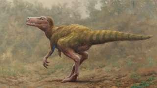 Sarcosaurus dinosaur
