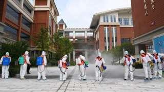 코로나바이러스 진원지로 알려진 중국 우한 연구실을 둘러싸고 많은 의혹이 제기되고 있다