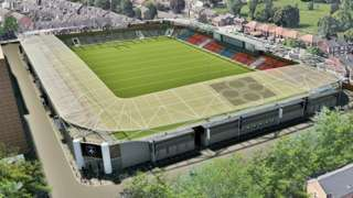 Belle Vue stadium development plans