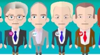 The Dutch App lets you keep politicians as virtual pets