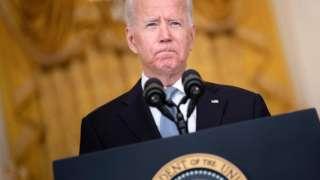 Tổng thống Hoa Kỳ Joe Biden