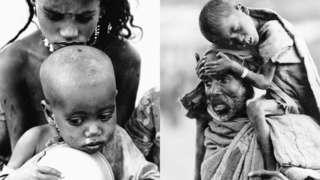 Голод в Ефіопії