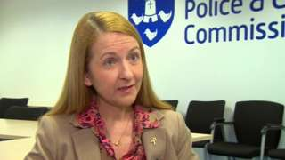 Katy Bourne, Sussex police and crime commissioner