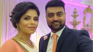 Trushar Patel and Deepa Ragwani