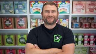 Joe Munns, BakedIn CEO