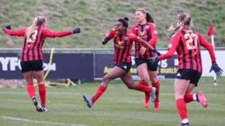 Lewes FC's women's team